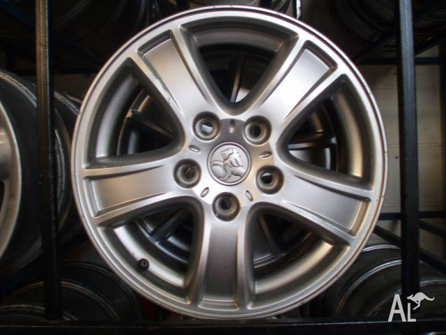 Mag Wheels 16x7 Vx S Pack For Sale In Nerang Queensland