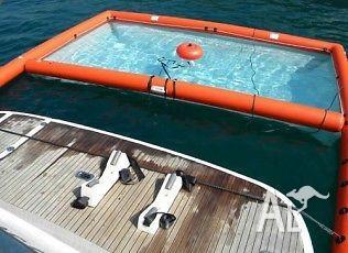 Magic Swim Inflatable Pool