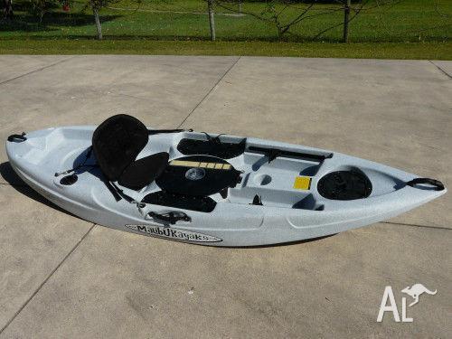 Malibu Stealth 9 Kayak