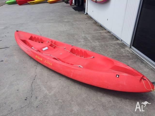 Malibu Two double kayak