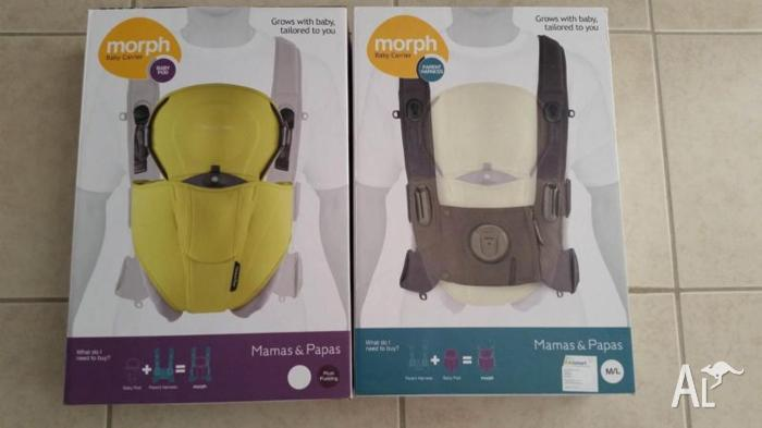 292087c32ee Mamas   Papas Morph Baby Carrier for Sale in SCHOFIELDS
