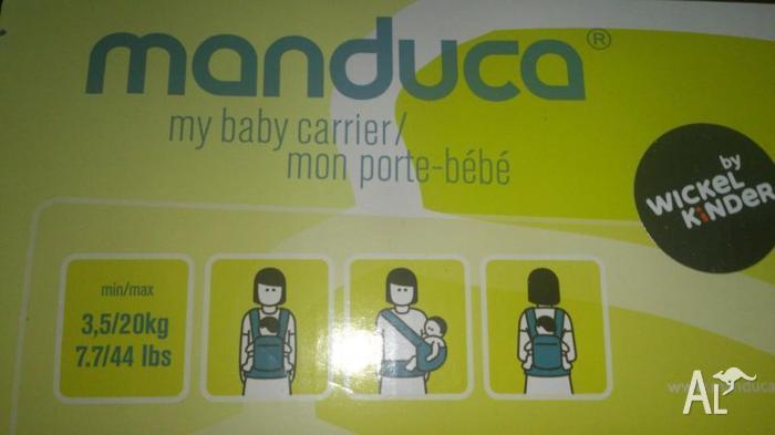 manduca my baby carrier brand new