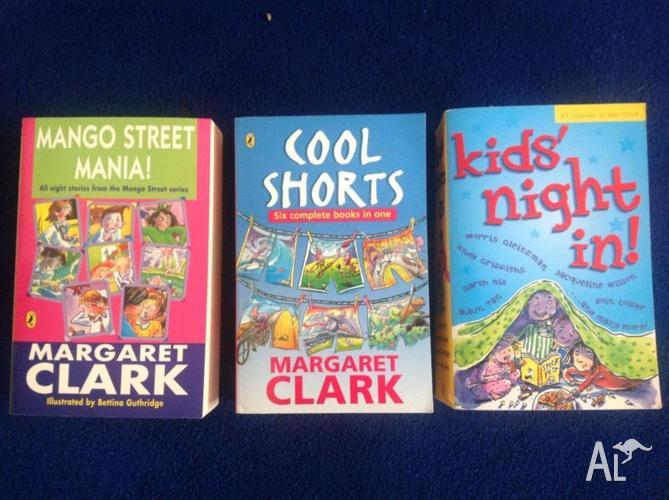 Margaret Clark novels
