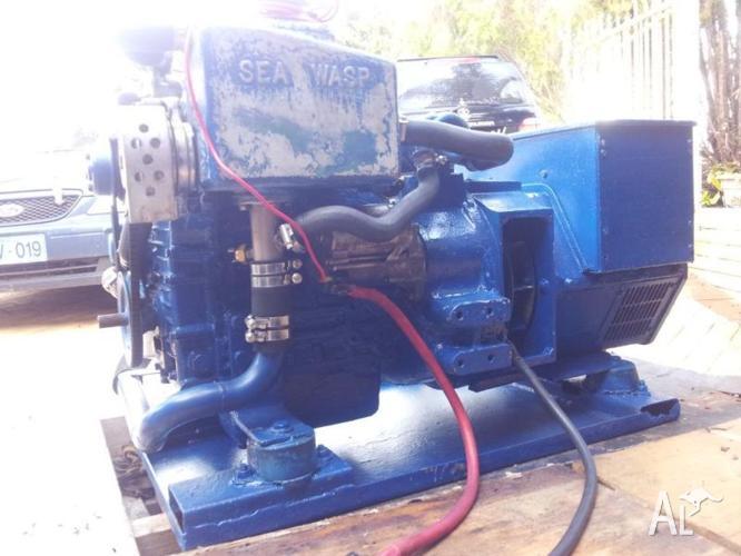 Marine Generator Kubota 950B