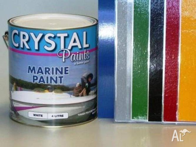 MARINE PAINT 4 LITRE SPECIAL TODAY ONLY VERY LIMITED