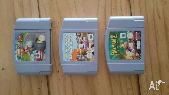 Mario Kart 64 Nintendo 64 Cartridge only