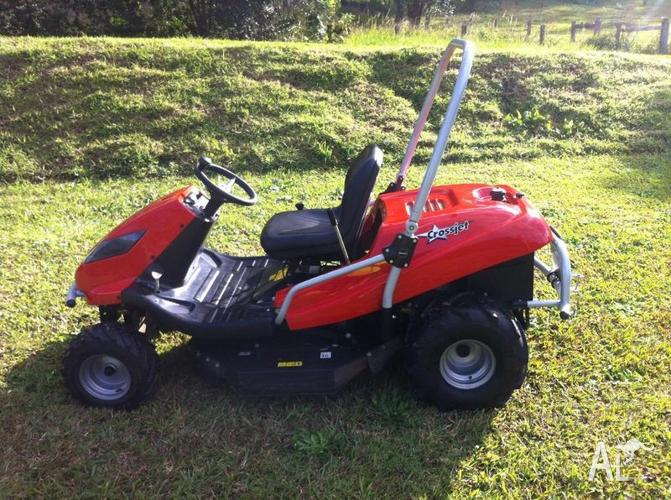Masport Crossjet slasher/mower