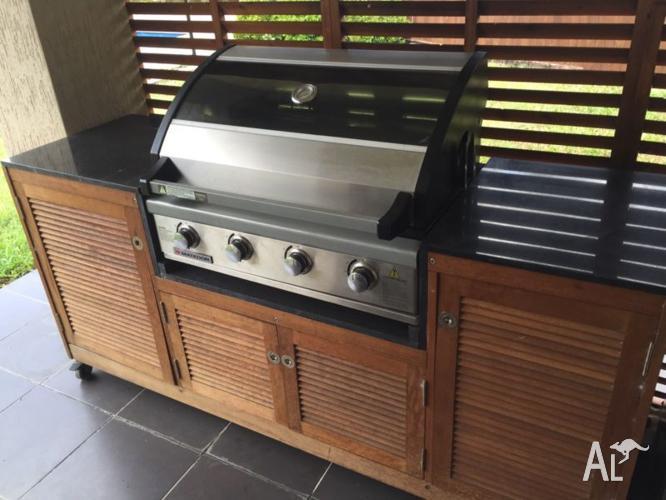 Matador BBQ and outdoor unit