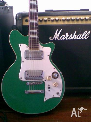 maton mastersound 524 electric guitar for sale in dubbo new south wales classified. Black Bedroom Furniture Sets. Home Design Ideas