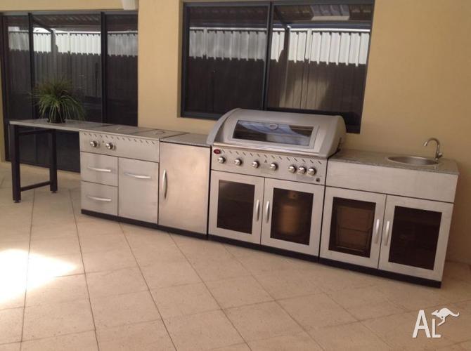 Mattadore outdoor kitchen bbq impressive for sale in for Outdoor kitchen australia
