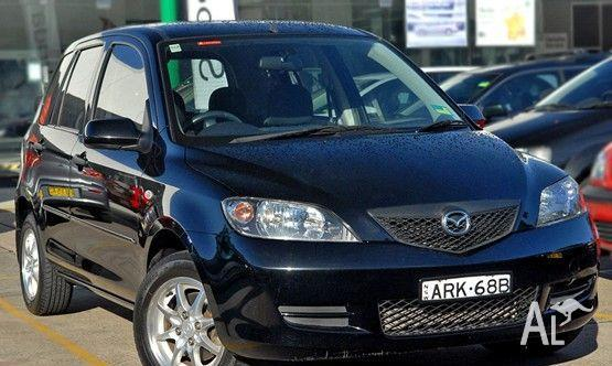 MAZDA 2 Neo DY Series 1  2004