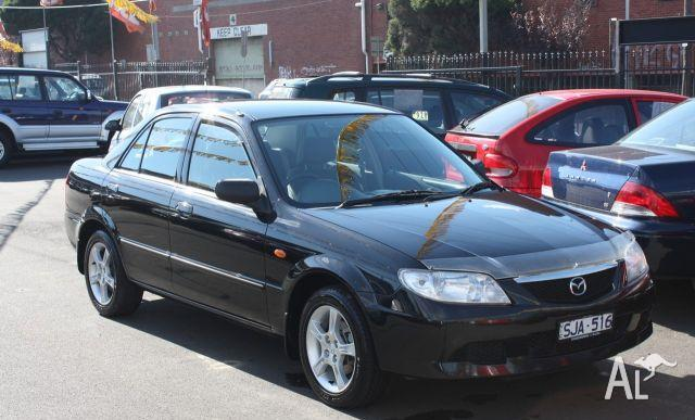 mazda 323 protege bj ii j48 2003 for sale in west footscray victoria classified. Black Bedroom Furniture Sets. Home Design Ideas