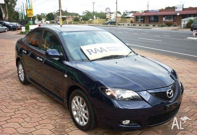 mazda 3 maxx sport bk series 2 my08 2008 for sale in paradise south australia classified. Black Bedroom Furniture Sets. Home Design Ideas