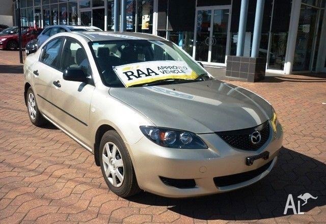 mazda 3 neo bk series 1 2005 for sale in paradise south australia classified. Black Bedroom Furniture Sets. Home Design Ideas