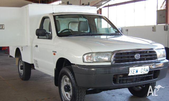 Mazda B2500 Bravo Dx 4x4 2002 For Sale In Fyshwick Australian