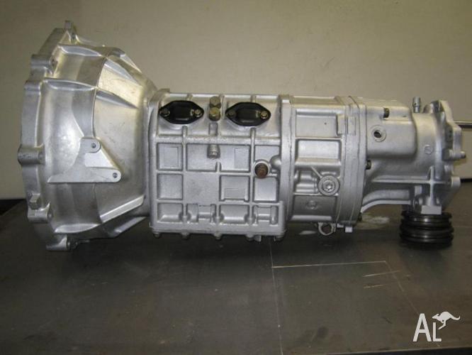 MAZDA BRAVO / FORD COURIER 4 X 4 T/ DIESEL GEARBOX