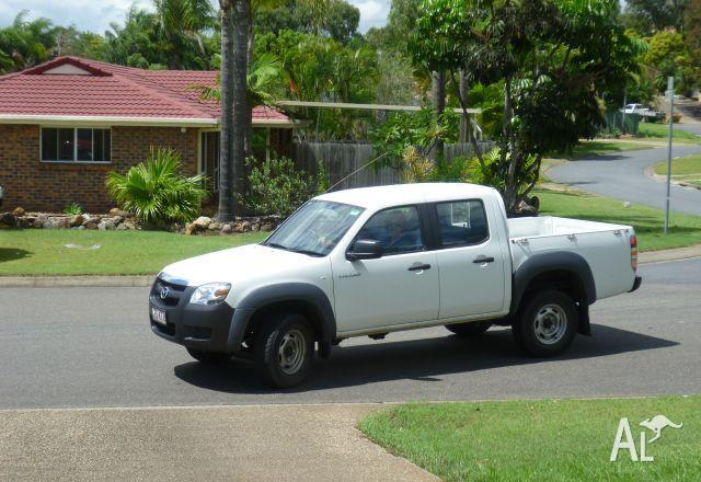 MAZDA BT50  2007