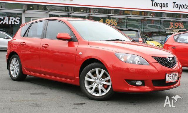 mazda mazda3 bk10f1 maxx 2004 for sale in brendale queensland classified. Black Bedroom Furniture Sets. Home Design Ideas