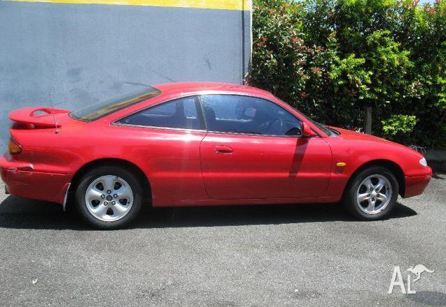 Mazda Mx6 4ws 1992 For Sale In Nerang Queensland