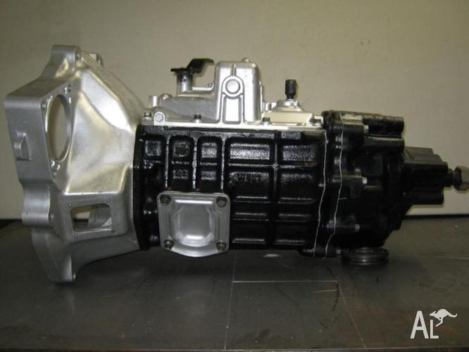 MAZDA T4000 / FORD TRADER 10 SPEED GEARBOX REBUILT