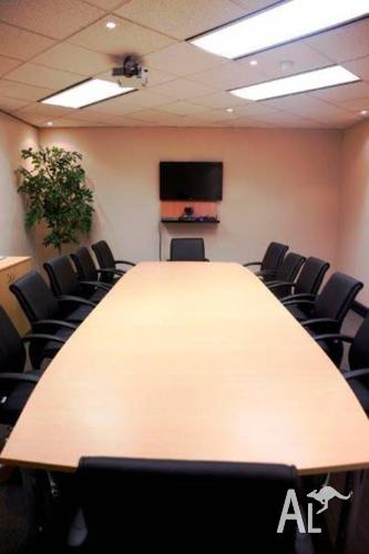 Meeting room available by the hour - St Georges Terrace