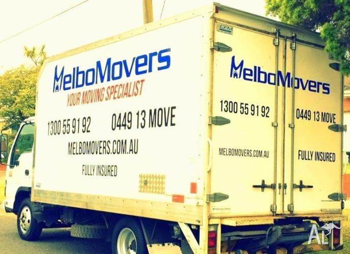 MELBOURNE MOVING SERVICE