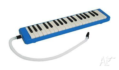 melodica with case