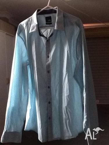Men's shirts size 42 and xlarge