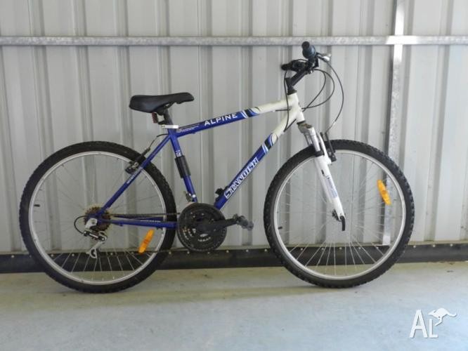 MEN'S STANDISH BIKE