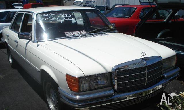 Mercedes benz 280 se w116 1974 for sale in labrador for 1974 mercedes benz 280
