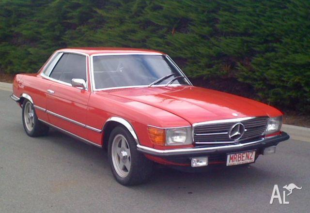 Mercedes benz 450slc 2 door coupe 1974 for sale in latrobe for Mercedes benz 2 door coupe for sale