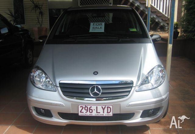 Mercedes Benz A170 W169 2007 For Sale In Brisbane