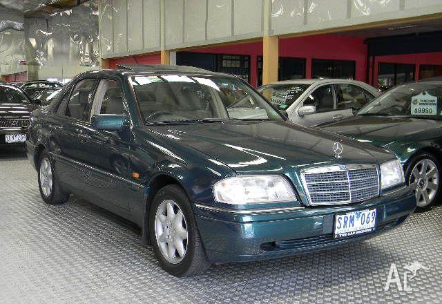 Mercedes benz c220 elegance 1996 for sale in south for 1996 mercedes benz c220