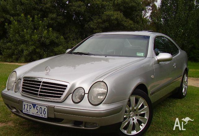 Mercedes benz clk320 elegance 1999 for sale in ivanhoe for 1999 mercedes benz clk320 for sale