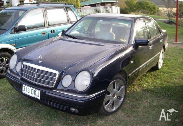 Mercedes benz e320 elegance w210 1996 for sale in warwick for Warwick mercedes benz