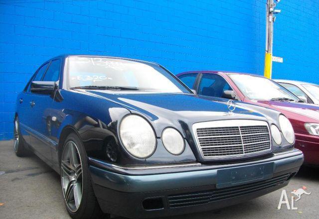 Mercedes benz e320 elegance w210 1996 for sale in labrador for 1996 mercedes benz e320