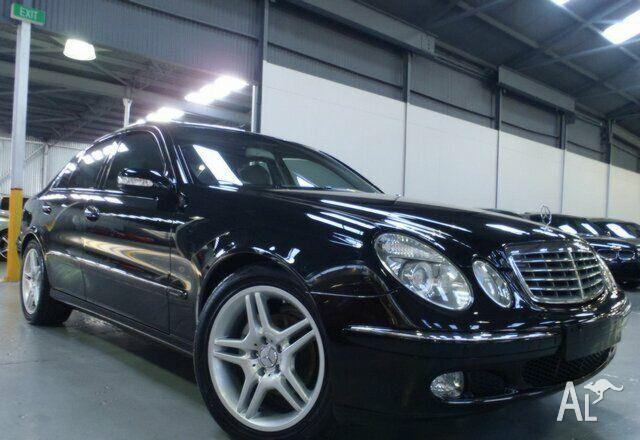Mercedes benz e320 elegance w211 2003 for sale in port for 2003 mercedes benz e320 for sale