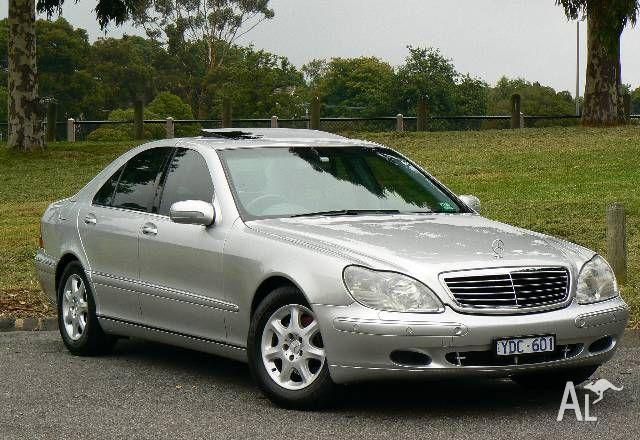 mercedes benz s320 w220 2002 for sale in balwyn victoria classified. Black Bedroom Furniture Sets. Home Design Ideas