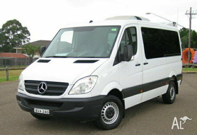 mercedes benz sprinter 316 cdi mwb 906 my10 2010 for sale in condell park new south wales. Black Bedroom Furniture Sets. Home Design Ideas