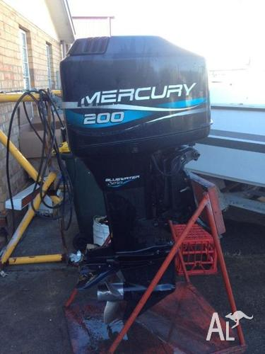 Mercury 200hp 1999 V6 2.5L Outboard Motor