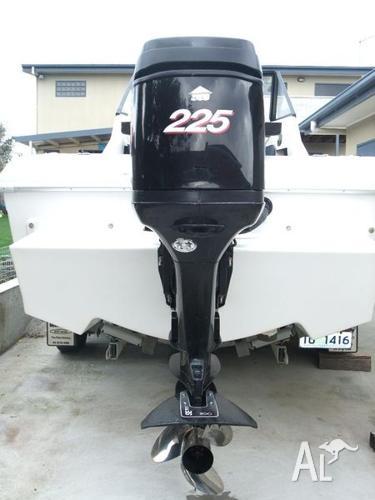 Mercury Optimax 225 DTS for Sale in BELLERIVE, Tasmania