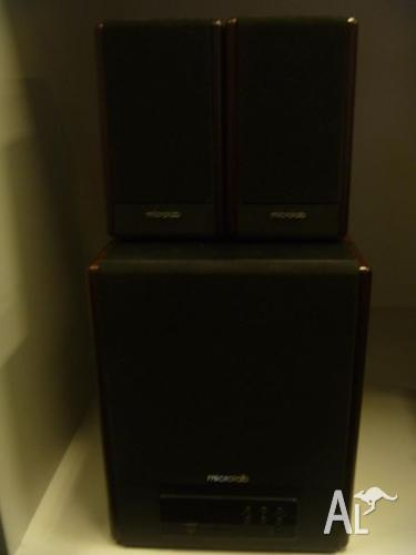 MICROLAB COMPUTER SPEAKERS FOR SALE