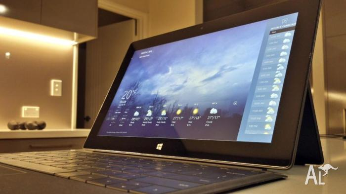 Microsoft Surface Pro 2 - 8GB Ram - 256GB SSD - with