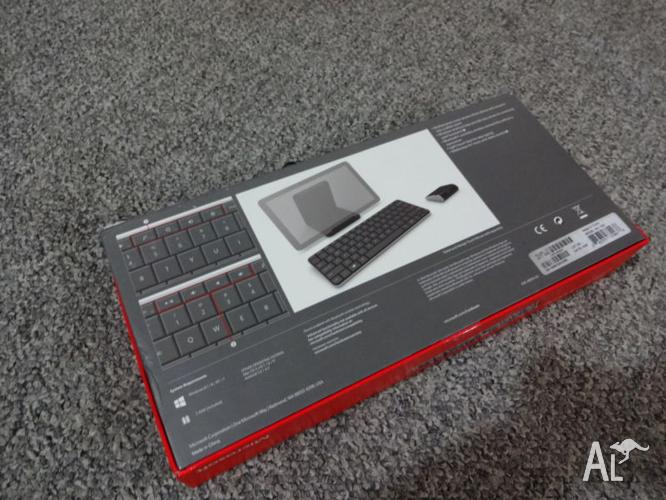 Microsoft Wedge Mobile Bluetooth Keyboard