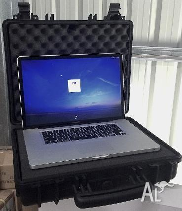 Military Laptop Hard Case - Pelican Style