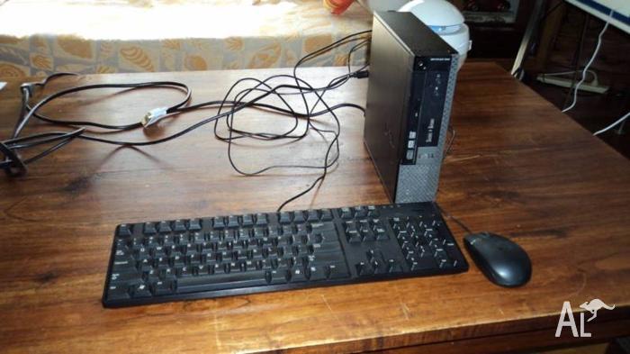Mini Desktop computer inel Core i5 2.7Ghz 4 gig ddr 3