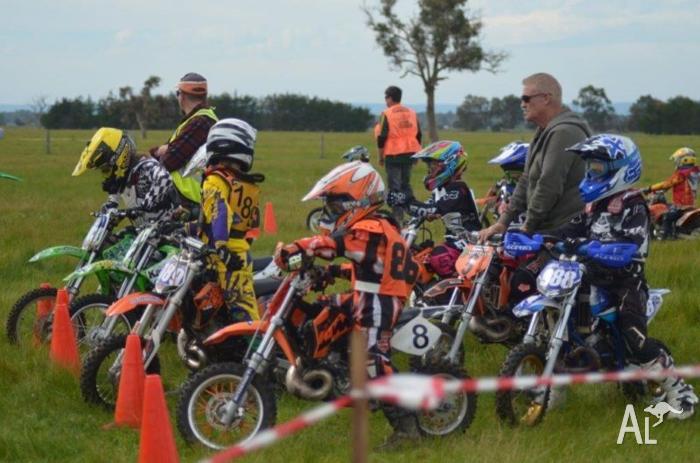 Minikhana Junior Dirt Bike Event Gidgegannup Sunday 50 150cc