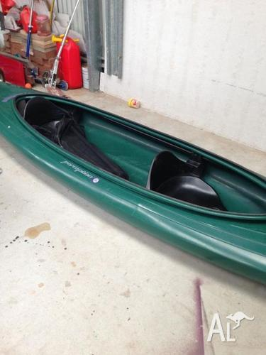 minnow ll - perception kayak for Sale in SHERWOOD, New South Wales