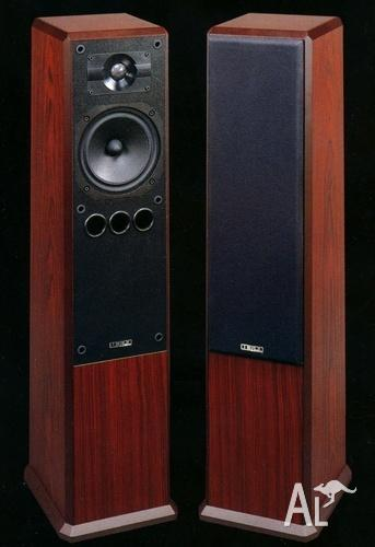 Mission 752 Freedom Floor Standing Speakers For Sale In