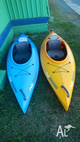Mission Access 280 Kayak